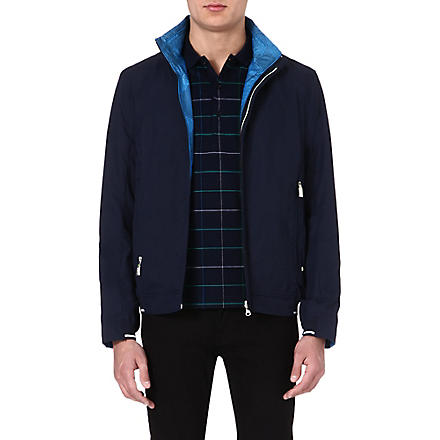 HUGO BOSS Jelano reversible jacket (Navy