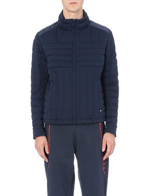 HUGO BOSS Jessino quilted bomber jacket