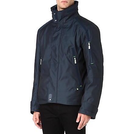 HUGO BOSS Jorrit quilted jacket (Navy
