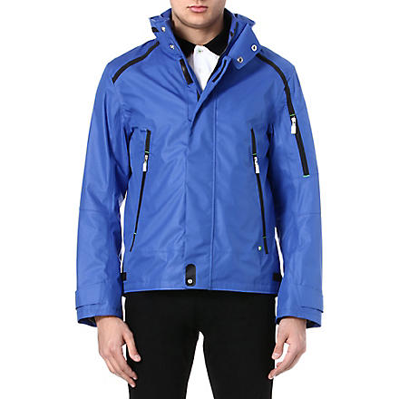 HUGO BOSS Jorrit water-resistant jacket (Blue