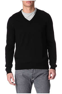 HUGO BOSS Wool-blend jumper