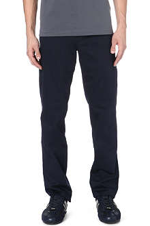 HUGO BOSS Regular-fit chino trousers