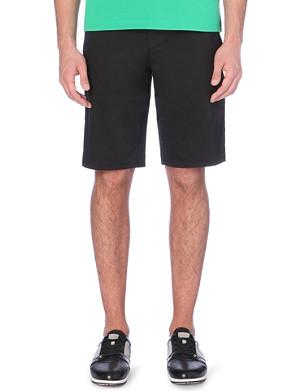 HUGO BOSS Stretch-cotton shorts