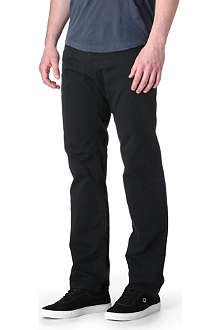 HUGO BOSS Maine Gabardine regular-fit straight jeans