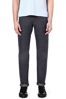 HUGO BOSS Maine regular-fit cotton trousers