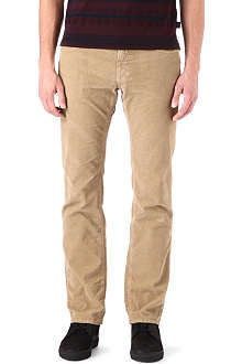 HUGO BOSS Fine corduroy trousers