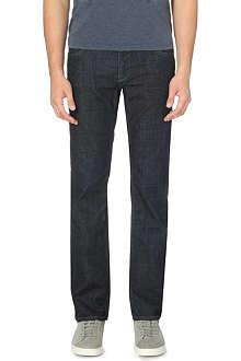 HUGO BOSS Maine regular-fit straight jeans