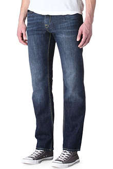 HUGO BOSS Maine straight-leg jeans