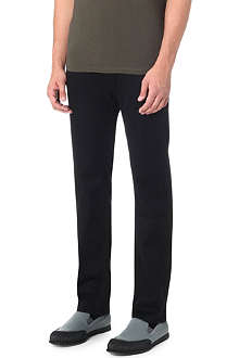 HUGO BOSS Regular-fit tapered jeans
