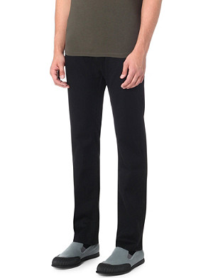 HUGO BOSS Regular-fit tapered jeans