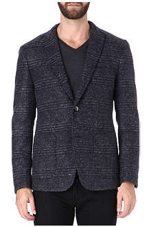 HUGO BOSS Marquel wool-blend blazer