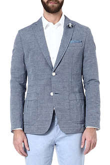HUGO BOSS Marquel linen-blend jacket