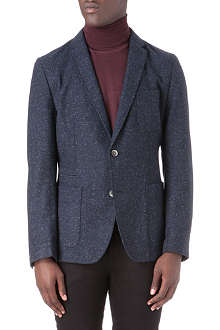 HUGO BOSS Morell wool-blend blazer