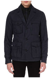 HUGO BOSS Double-layered jacket