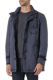 HUGO BOSS Obeatle canvas jacket
