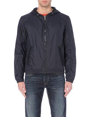HUGO BOSS Ocharger hooded jacket