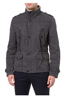 HUGO BOSS Odirew multi-pocket coat