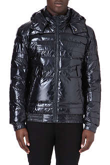 HUGO BOSS Opistol quilted bomber jacket
