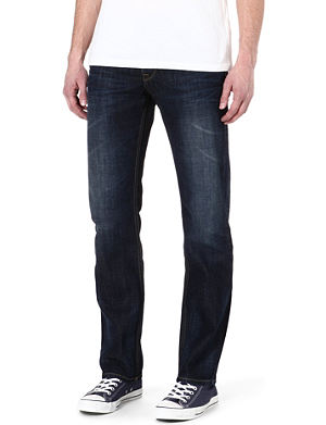 HUGO BOSS Ocean regular-fit straight-leg jeans