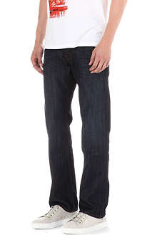 HUGO BOSS Orange24 Barcelona Moonlight regular-fit straight jeans