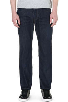HUGO BOSS Loose-fit straight jeans