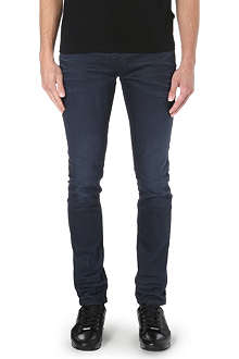 HUGO BOSS Slim-fit stretch jeans