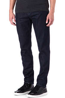 HUGO BOSS Orange 81 comfort-fit tapered jeans