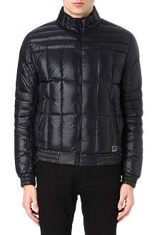 HUGO BOSS Pack-away quilted jacket