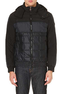 HUGO BOSS Orsolmo quilted bomber jacket