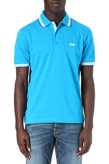 HUGO BOSS Basic logo polo shirt