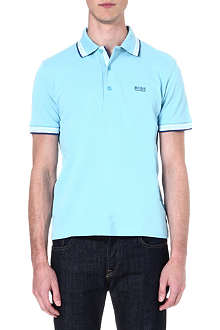 HUGO BOSS Paddy cotton-piqué polo shirt