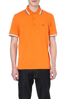HUGO BOSS Paddy cotton-piqué polo shirt