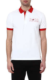 HUGO BOSS England World Cup polo shirt