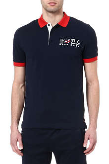 HUGO BOSS USA World Cup polo shirt