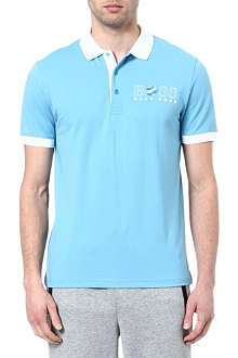 HUGO BOSS Argentina World Cup polo shirt