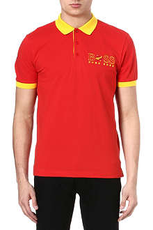 HUGO BOSS Spain World Cup polo shirt