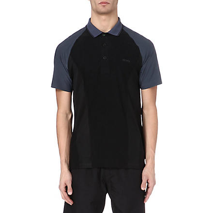 HUGO BOSS Parsa polo shirt (Black