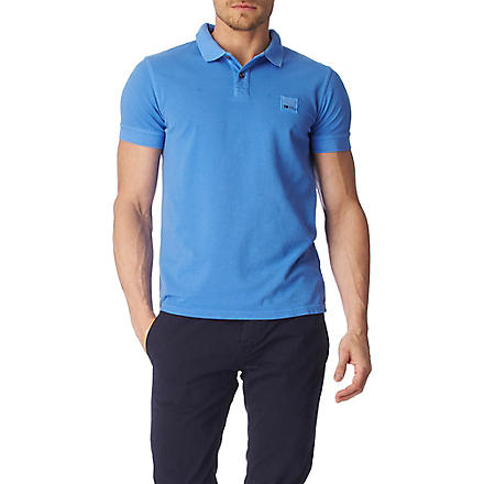 HUGO BOSS Pascha polo shirt (Blue