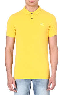 HUGO BOSS Logo polo shirt