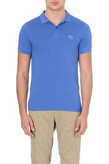 HUGO BOSS Pascha logo polo shirt