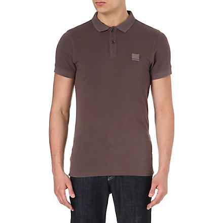 HUGO BOSS Pascha polo shirt (Burgandy