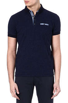 HUGO BOSS Patches polo shirt