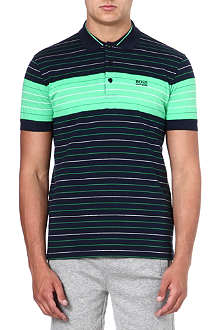 HUGO BOSS Paule stripe polo shirt