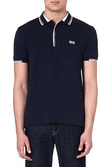 HUGO BOSS Slim-fit polo shirt