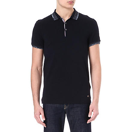 HUGO BOSS Pejo polo shirt (Blue