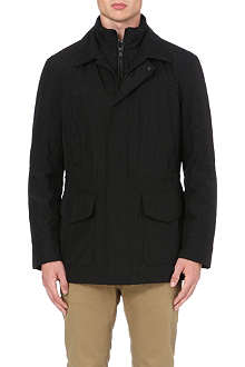 HUGO BOSS Pikto waterproof coat