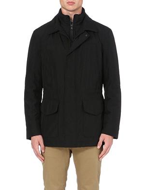 HUGO BOSS Pikto waterproof coat
