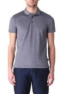 HUGO BOSS Pique polo shirt