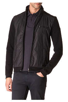 HUGO BOSS Pizzoli jersey jacket