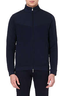 HUGO BOSS Zip-up jumper
